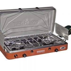 Camp Stoves, Grills & Coolers