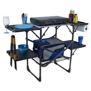 Camp Tables & Chairs